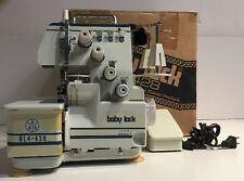 Vintage Baby Lock Babylock BL4-428 4 Thread Overlock Serger Sewing Machine