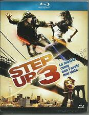 Step up 3 (2010) Blu Ray slipcase