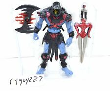 MOTU, Spin Blade Skeletor, 200x, complete, figure, Masters of the Universe