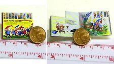 #1124# Kinderbuch - 10 kleine Heinzelmännchen - Puppenhaus-Puppenstube-M1:12