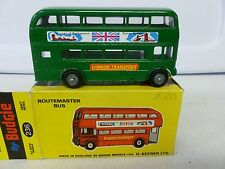 Budgie Toys Routemaster Double Decker Bus London Transport