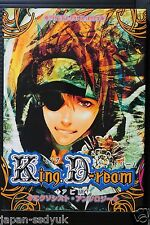 D.Gray-man Anthology KIng.D-ream Lavi yaoi manga book