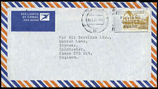 South Africa 1985 Commercial Airmail Cover To England #C32696
