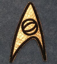 Star Trek TOS Original Series Uniform Patch Sciences Insignia Enterprise Spock