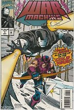 War Machine Oct 1994 #7 NM Marvel Comic Book