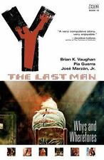 Y: The Last Man, Volume 10: Whys and Wherefores-ExLibrary