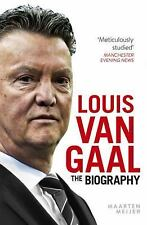 Louis van Gaal: The Biography, Meijer, Maarten, New Books