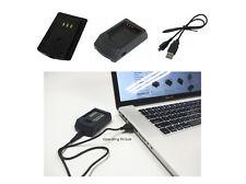 USB Ladegeräte für Sony Cyber-shot DSC-W100S DSC-W115 DSC-W130 DSC-W150