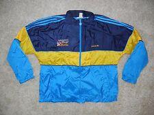 Vtg '87 WASHINGTON HUSKIES Independence Bowl WINDBREAKER JACKET Coat Size LARGE