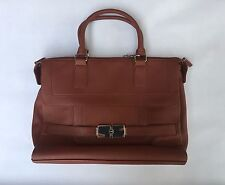 New Unused Brown / Tan Women's Fiorelli Grab / Shoulder Bag A4 Size