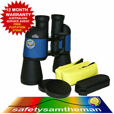 AUST COAST GUARD MARINE WATERPROOF BINOCULAR 7X50 FIXED FOCUS WITH FLOAT STRAP