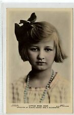 (Gn587-395) Real Photo of GLADYS COOPER Child Joan c1920 EX Beagles 302T