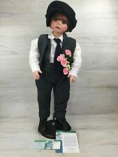 Master Piece Limited Edition Collectible Boy Doll Jason by Denise McMillan 28""