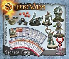 Sphere Wars Starter Pack Scions of Kurgan metal miniature new