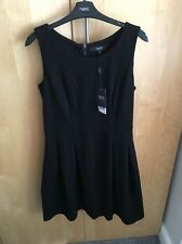 Next Formal Smart Black Stress Size 12 Brand New With Tags