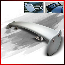 "49"" AC-S Style Sport Racing GT Wing Spoiler Lip+Stand+Bracket+Screw Set"