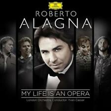 Roberto Alagna - My Life Is An Opera - CD NEU