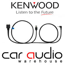 Kenwood KCA-IP202 Car iPod iPhone Direct USB Music & Video Playback  Cable Lead
