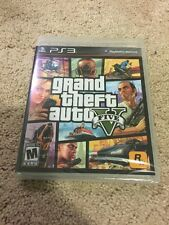 GRAND THEFT AUTO V PLAYSTATION 3 BRAND NEW SEALED GTA5 PS3 BLACK LABEL