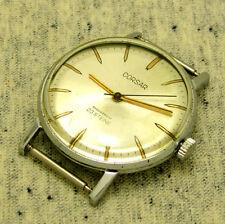 VINTAGE RUSSIAN Men's WATCH CORSAR LUCH SLIM. Mechanism 2209.Thickness 8,0mm