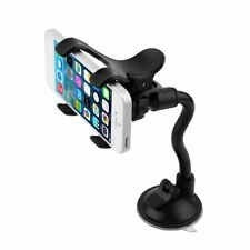 360°Rotation Car Mount Holder Windshield Bracket for GPS Mobile Phone  LV