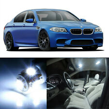 20×White LED Interior Light Kit Error Free for BMW 5 Series E60 E61 M5 2004-2011