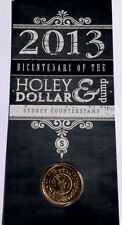 2013 Holey Dollar & Dump - 'S' Sydney Counterstamp - $1 Uncirculated Coin