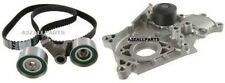 FOR TOYOTA AVENSIS RAV4 2.0TD 01 02 03 04 05 CAM TIMING BELT KIT WITH WATER PUMP