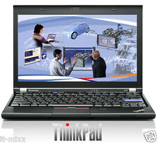 "Lenovo ThinkPad X220, Core i5 2,5Ghz, 4GB, 320GB   12""zoll WiFi  Wind 7 WEB CAM"