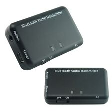Wireless Bluetooth A2DP Stereo Audio Adapter Transmitter for iPod TV PC MP3 MP4