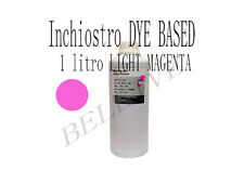 Ricarica Cartucce 1000ml inchiostro LIGHT MAGENTA per Epson Photo