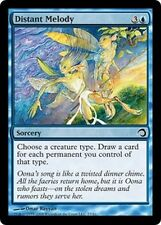 FOIL Melodia Lontana - Distant Melody MTG MAGIC PDS Premium Deck Slivers Eng