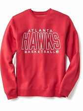 Atlanta Hawks nba Jersey Sweatshirt Adult MENS/MEN'S (xl)
