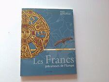 Les Francs, précurseurs de l'Europe - Musée du Petit Palais - Prima ed 1997
