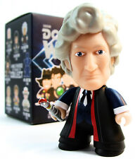 "Doctor Who Titans 50TH ANNIVERSARY SERIES 3RD DOCTOR 3"" Vinyl Action Figure"