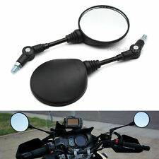 Motorcycle 10mm 8mm Thread Side Mirrors For Honda Suzuki Kawasaki Yamaha KTM BMW