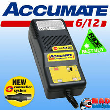 NEW SAE ACCUMATE 6 VOLT 12 VOLT CLASSIC CAR BATTERY CHARGER LATEST MODEL