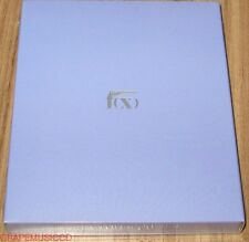 f(x) FX REAL LEATHER CARD CASE WALLET SM LOTTE POP UP STORE GOODS NEW