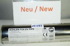 Stabelektroden niedriglegiert Stähle böhler fox ev pipe 2,5 x 300 mm
