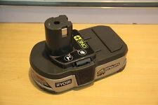 Ryobi 18V P103 1.5Ah Li-ion One+ Compact Battery For Ryobi Cordless Test Good