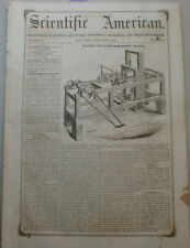 Marble  Saw 1855 Wire Weaver - Door Latch Lock - Scientific American