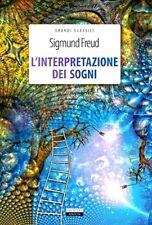 L'interpretazione dei sogni di Sigmund Freud Nuovo Libro Crescere Edizione