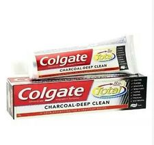 Colgate Total 12h Charcoal Deep Clean Toothpaste 80g Free shipping.