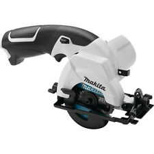 Makita 12-Volt Lithium-Ion Cordless 3-3/8 inch Circular Saw, Tool Only | SH01ZW