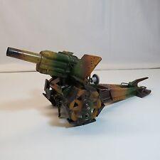 ELASTOLIN schwerer Mörser / Kanone Mimikry  guter Zustand WKII Lot:LW/17/148/02