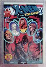 X-MEN FOREVER, Vol-1 #1 Graded 9.9 MW Com. Grading, Dynamic Forces + Signatures