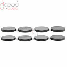8 X SORBOTHANE 30 MM DISCS  ISOLATION & DAMPING FEET SPEAKERS HI-FI TURNTABLES