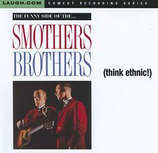 SMOTHERS BROS - THINK ETHNIC! - NEW CD