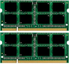 New! 8GB (2X4GB) MEMORY PC2-6400 800Mhz DDR2 SODIMM RAM for Dell Latitude E6400