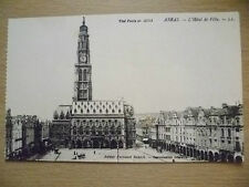 Postcard- L'HOTEL DE VILLE, ARRAS, FRANCE, VISE PARIS NO.2553